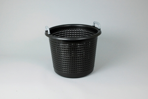 Fiskebasker, 44 liter, svart