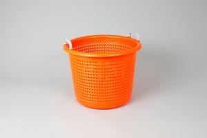 Fiskebasker, 44 liter, orange
