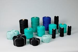 PE-tråd, 2,5 mm, grön, 2 kg