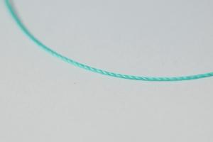 PE-tråd, 1,5 mm, grön, 1 kg, 3/6