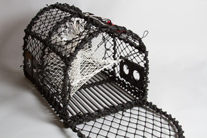 Krabbtina Fritidsfiske, metallbotten