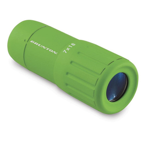 Kikare, Brunton – Echo Pocket, 7x18, grön