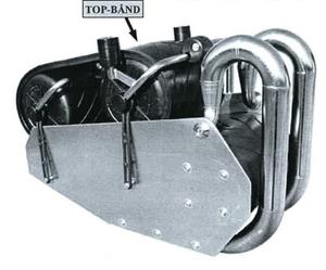 Net op Typ II-100 med ventil