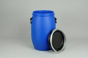 Betestunna, yrkesfiske, 60 L, blå