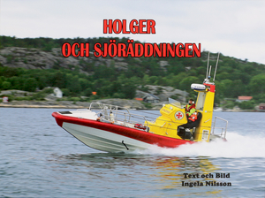 Barnbok, Holger & sjöräddningen